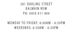Address_Balmain